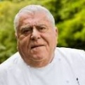 Albert H Roux OBE, KFO, restaurateur and chef at Le Gavroche