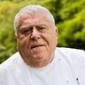 Albert H Roux OBE, KFO, restaurateur and chef at Le Gavroche