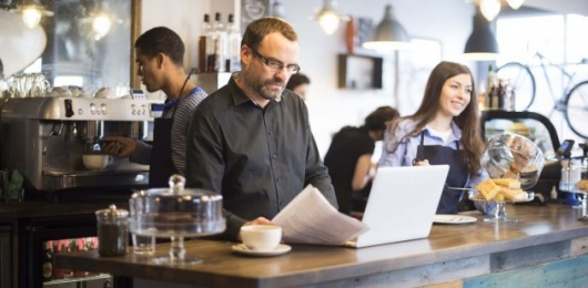 PASSION + FINANCIAL ANALYSIS IS THE RECIPE FOR FOOD & BEVERAGE SUCCESS